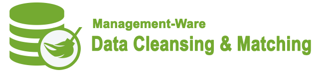 Data Cleansing software and Data Matching tools